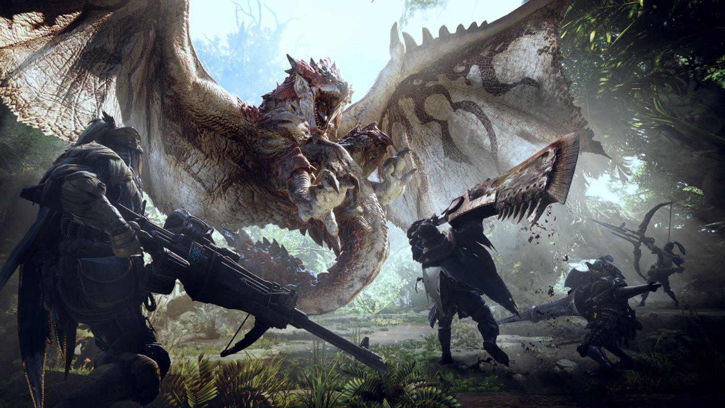 Monster Hunter World | Jeu Playstation 4