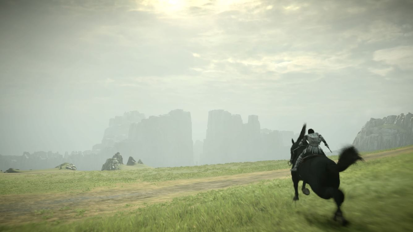 Wanda - Argo | Shadow of the Colossus