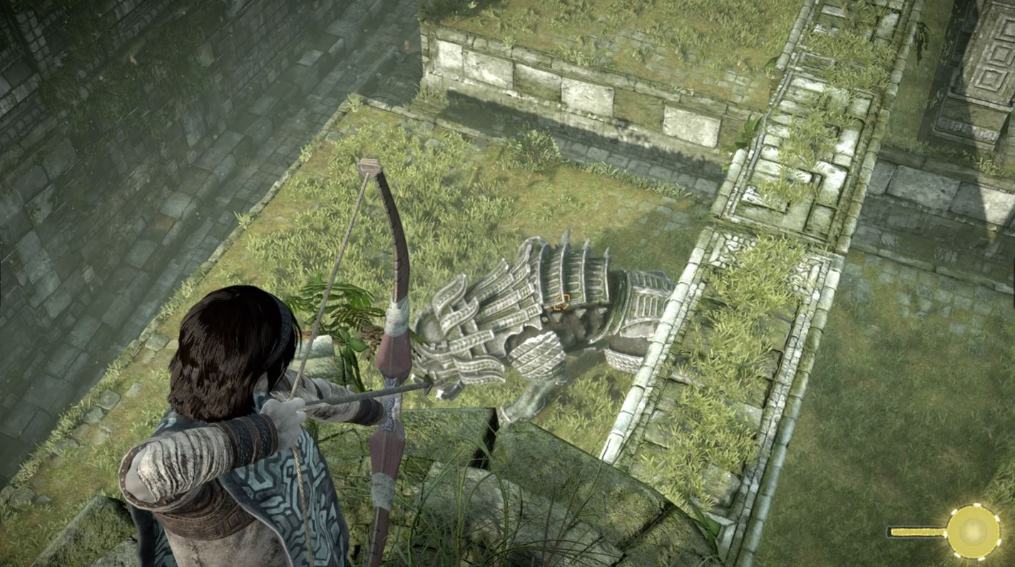 Wanda | Shadow of the Colossus