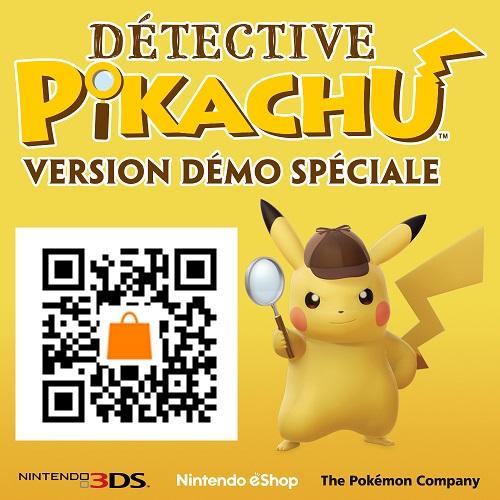 Demo gratuite | Detective pikachu