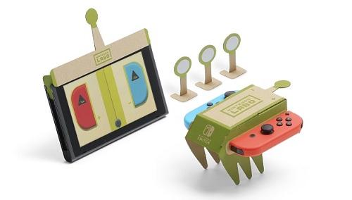 Voiture téléguidée | Nintendo Labo Multi-kit