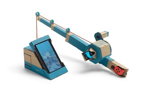 Canne à pêche | Nintendo Labo Multi-Kit