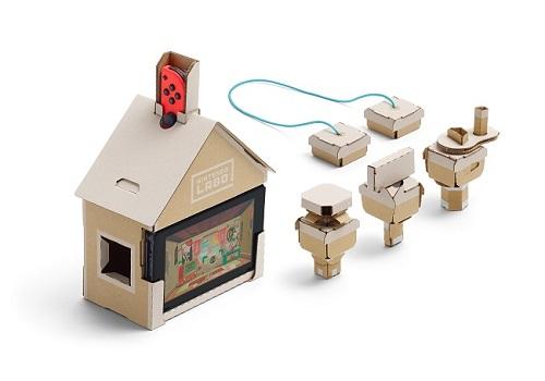 Maison | Nintendo Labo Multi-Kit