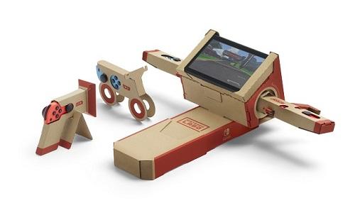 Moto | Nintendo Labo Multi Kit