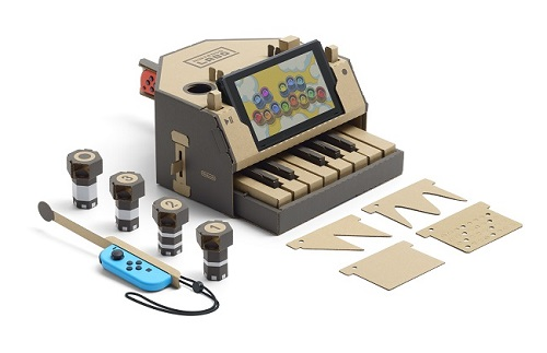 Piano | Nintendo Labo Multi Kit
