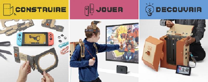Robot | Nintendo Labo Toy Con 2