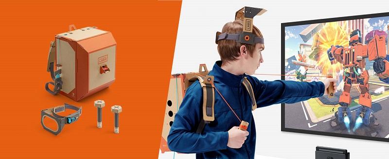 Robot | Nintendo Labo Toy-Con 2