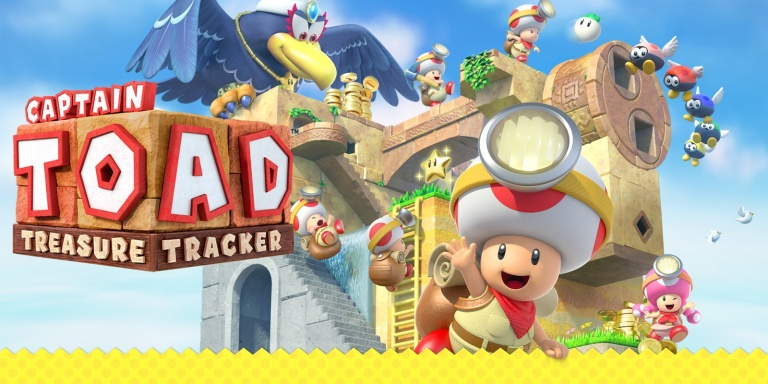 Captain Toad | Demo Disponible Nintendo Switch