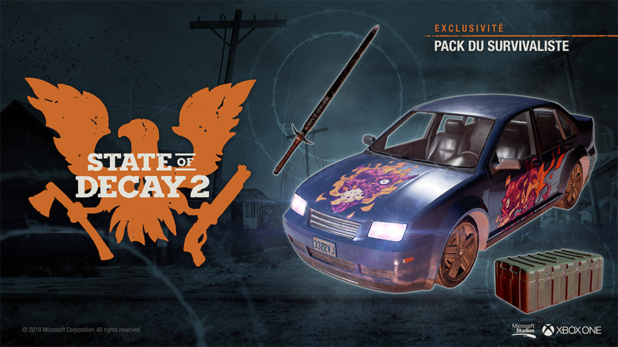 Bonus DLC | State of Decay 2