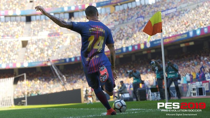 PES 2019 Pro Evolution Soccer | Auchan