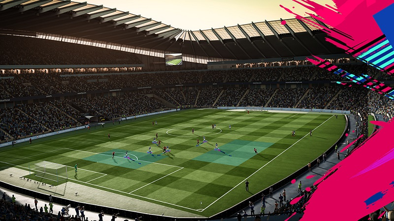 FIFA 19 Tactiques dynamiques | Auchan