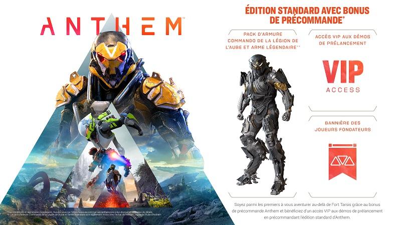 Anthem PS4 | Auchan