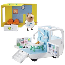 Jouets / centre medical peppa 2