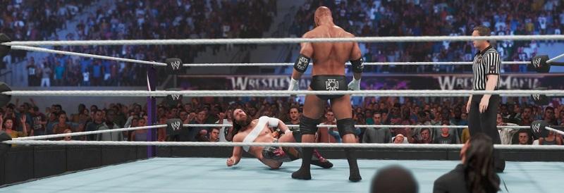 WWE 2k19 | Auchan