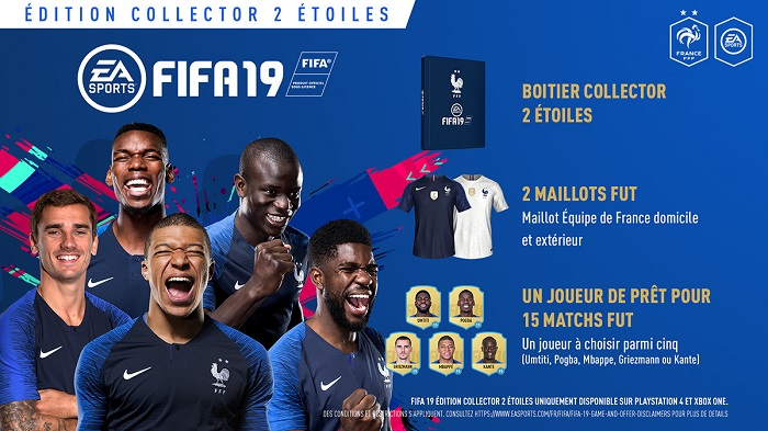 FIFA 19 Edition Collector | Auchan