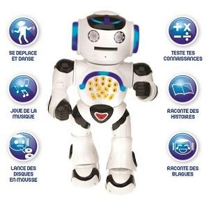 JOUETS / ROBOT POWERMAN LEXIBOOK