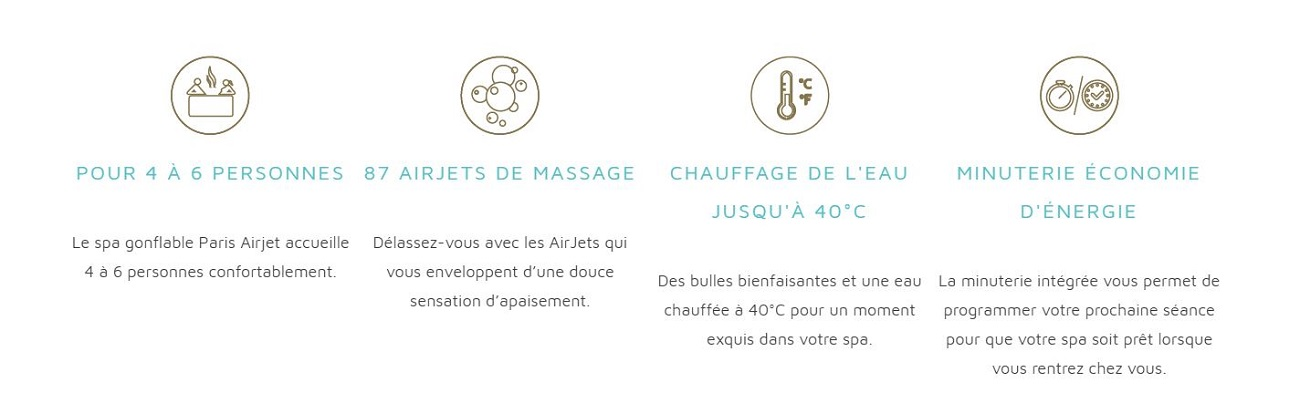 Spa Paris picot