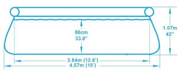 Dimensions piscines 1085778