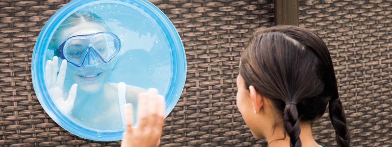 Bandeau Bestway piscine vista