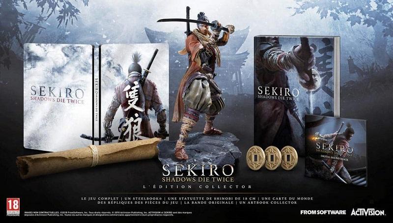 Sekiro Die Twice [ Auchan