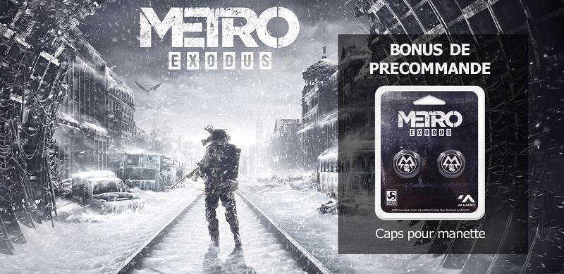 Metro Exodus | Auchan