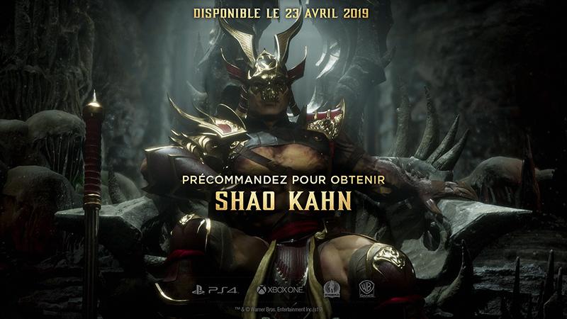 Mortal Kombat 11 | Auchan