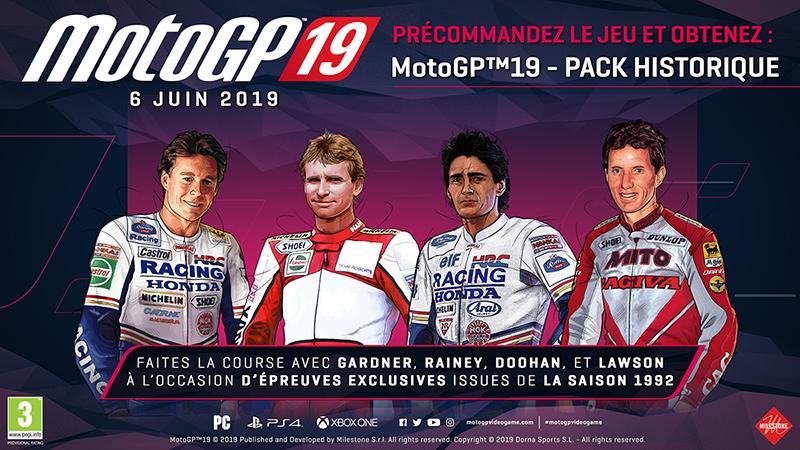 MOTO GP 19 | Auchan