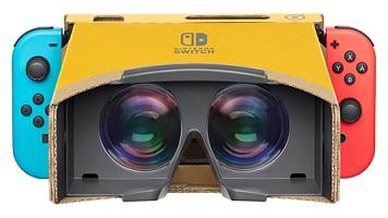Nintendo Labo Kit VR Lunettes | Auchan
