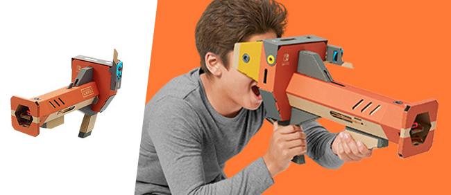 Nintendo Labo Kit VR Canon | Auchan