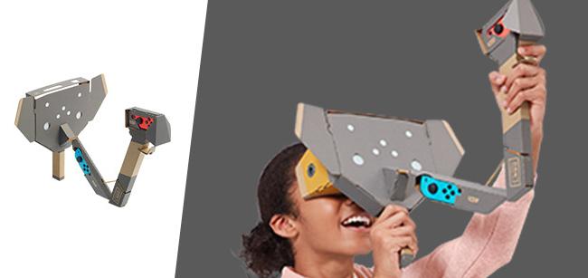 Nintendo Labo VR Elephant | Auchan