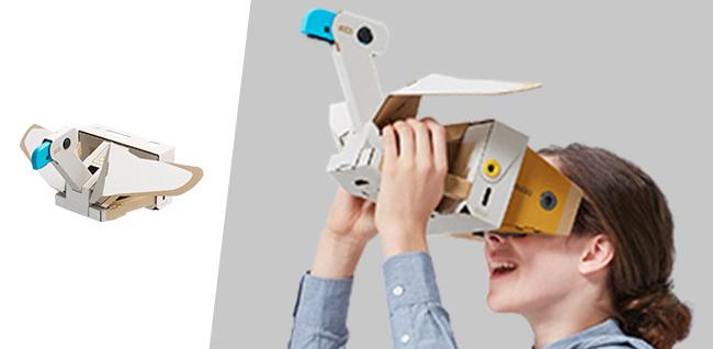 Nintendo Labo Kit VR Oiseau | Auchan