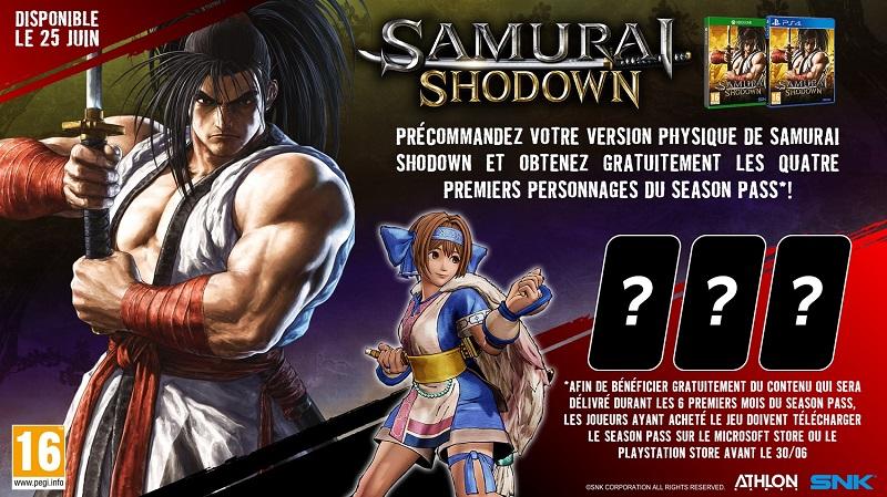 Samurai Shodown | Auchan