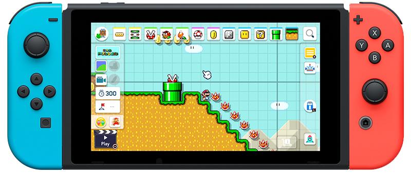Super Mario Maker 2   Auchan