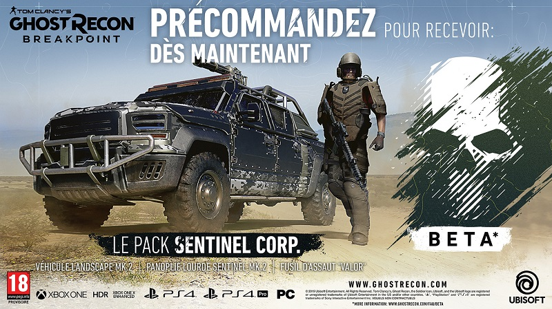 Ghost Recon Breakpoint | Auchan