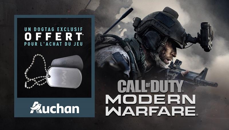 Call Of Duty Modern Warfare | Auchan