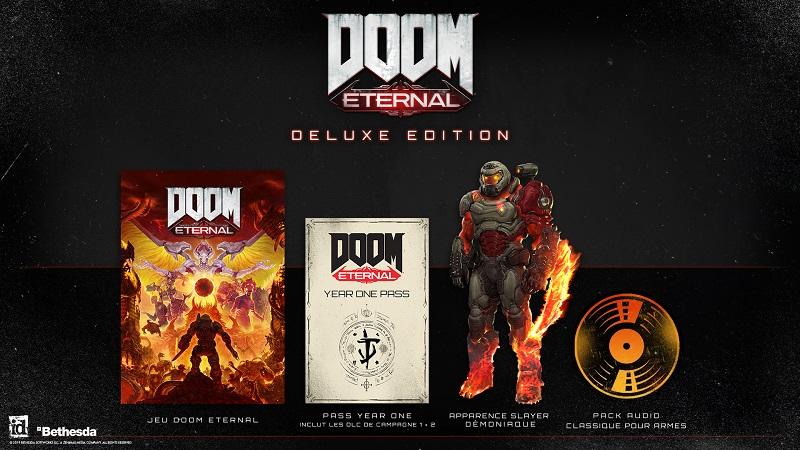 Doom Eternal Edition Deluxe | Auchan