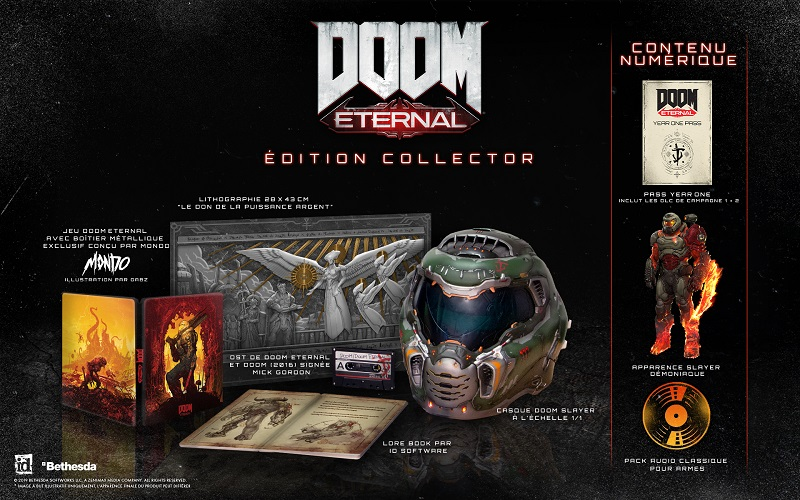 Doom Eternal Edition Collector | Auchan