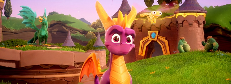 Spyro Reignited Trilogy | Auchan
