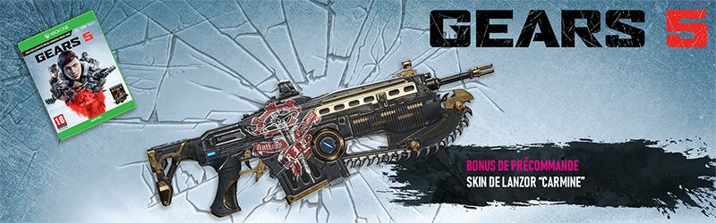 Gears 5 | Auchan