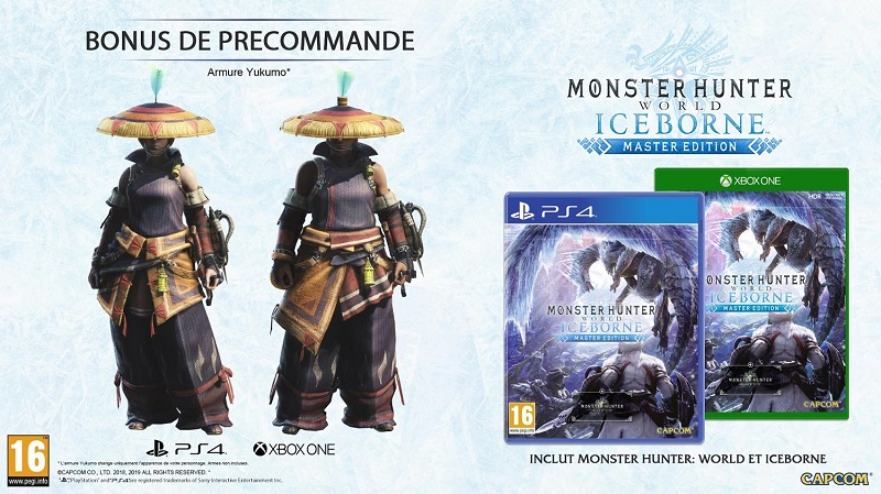 Monster Hunter World Iceborne | Auchan