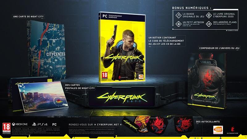 Cyberpunk 2077 PC Edition Day One | Auchan