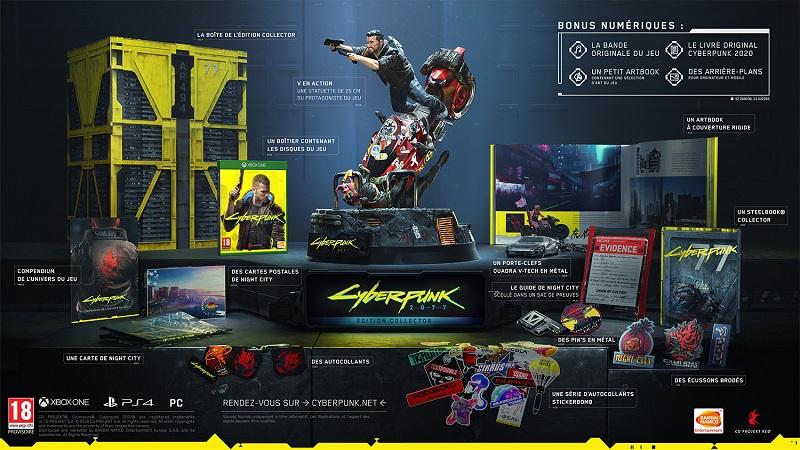 Cyberpunk 2077 Xbox One Edition Collector | Auchan