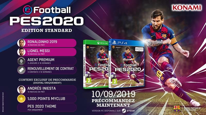 PES 2020 | Auchan