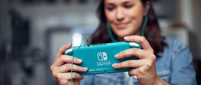 Console Nintendo Switch Lite | Auchan