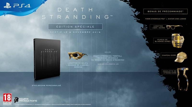 Death Stranding Edition Spéciale | Auchan