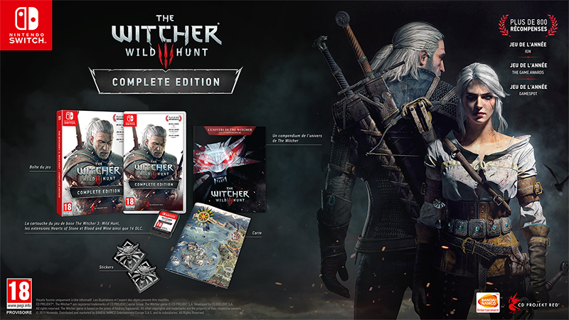 The Witcher 3 Wild Hunt | Auchan