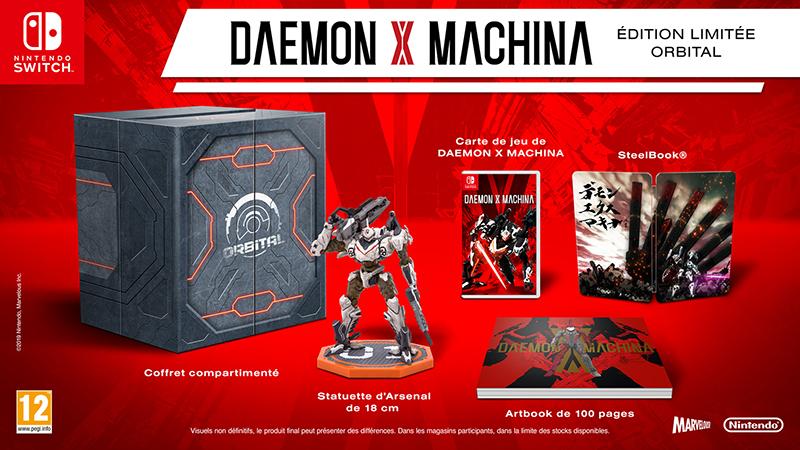 Daemon X Machina | Auchan