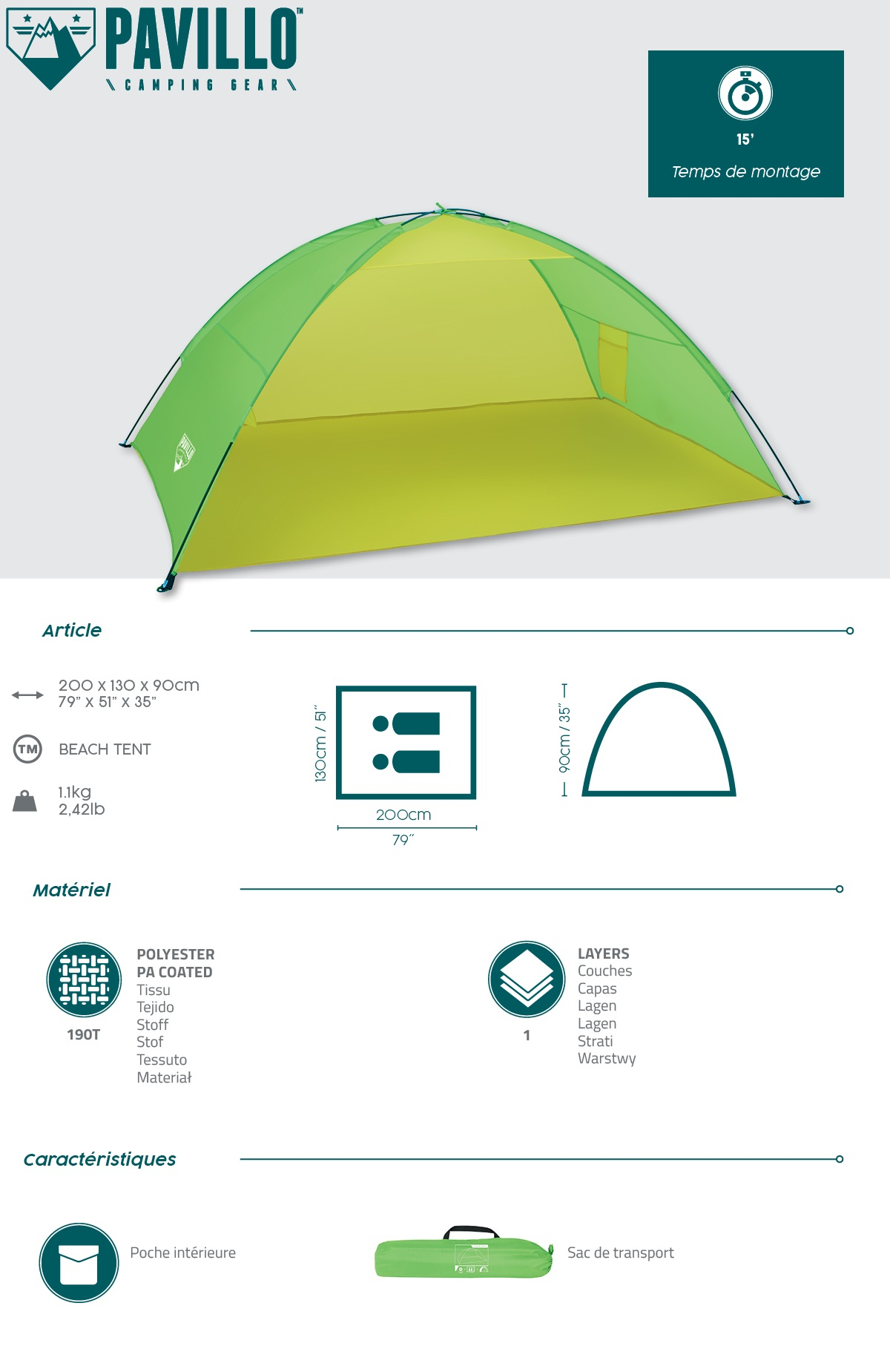 Tente 11