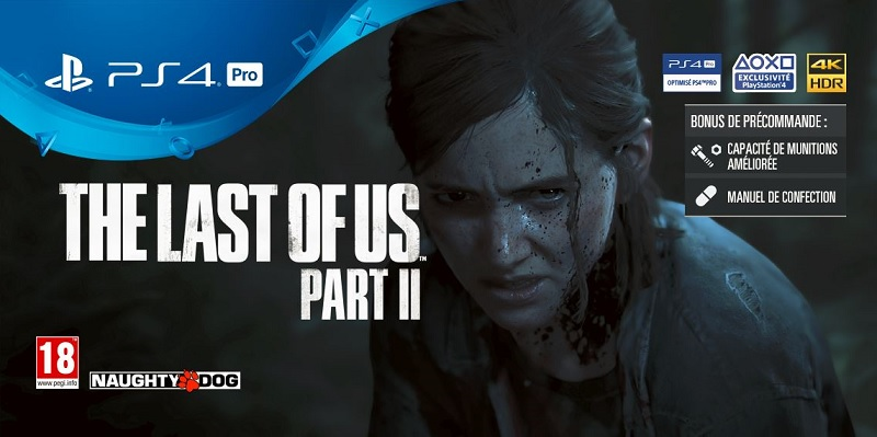 The Last of Us Part II | Auchan