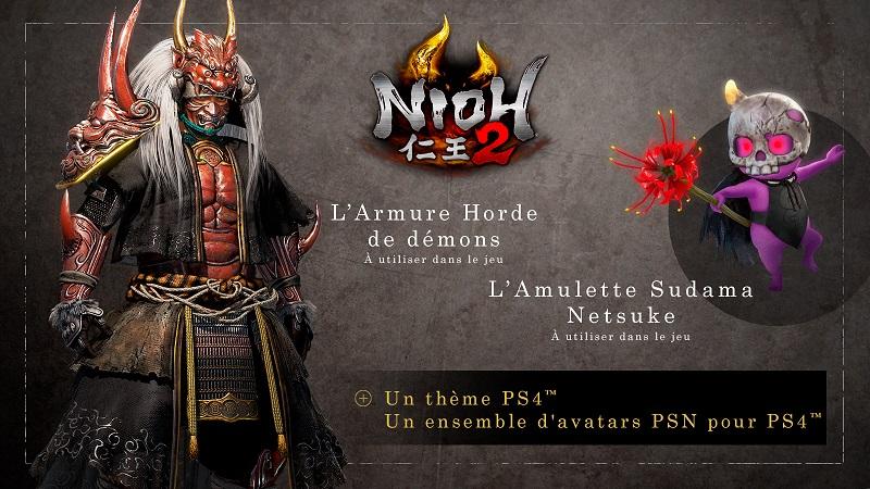 Nioh 2 PS4 | Auchan